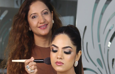 Makeup By Dr. Ritu Madan